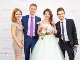 """Свадьба Антона и Ирины, ресторан """"Гольф клуб"""""""