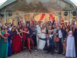 Свадьба Кристины и Дениса. Шатёр на Поклонной горе